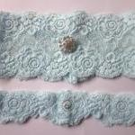 Bridal Garter Set- Simply C..